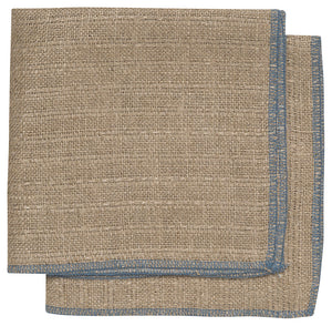 Parker Natural Linen Dish Cloths - Set of 2