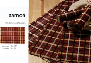 Samoa Placemats & Table Runners