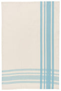 Organic Cotton Stripe Kitchen Towels