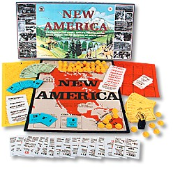New America Board Game