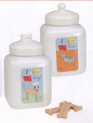 Pet Snack Jars