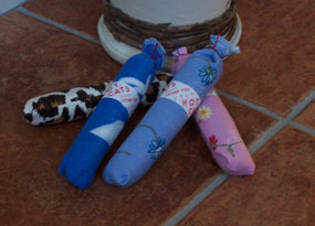 Organic Catnip Cat Toys - Set of 4