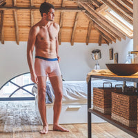 Men's Organic Cotton Boxer Briefs