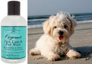 Organic Face, Coat & Pet Wash