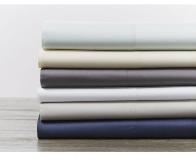 300 Thread Count Organic Sateen Sheets - Sets