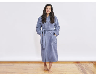Unisex Air Weight Organic Robe