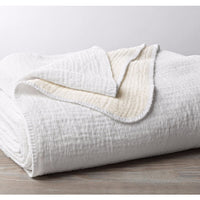 Cozy Cotton Organic Blanket - Throw, Twin, Full/Queen, King