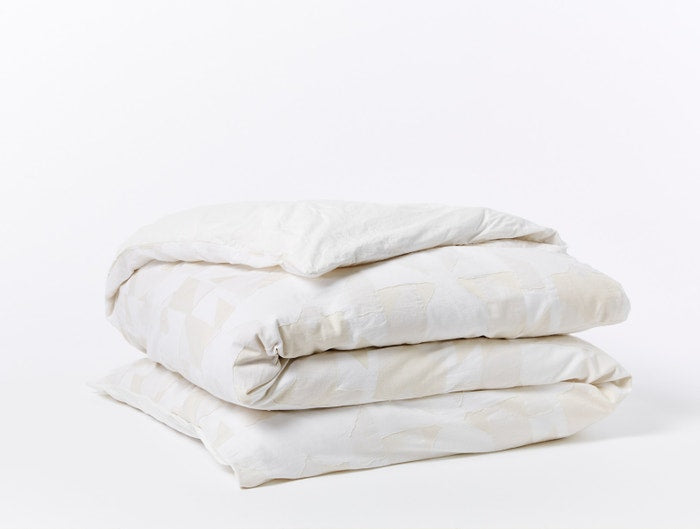 Inverness Organic Duvet Cover and Shams