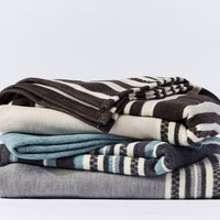 Mariposa Supersoft Organic Cotton Blanket - Throw, Full/Queen, King