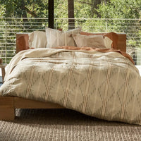 Morelia Organic Duvet Cover and Shams