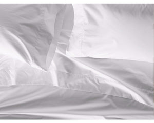 500 Thread Count Organic Sateen Sheets - Queen, King, Cal King, and Standard  & King Pillowcases Sets