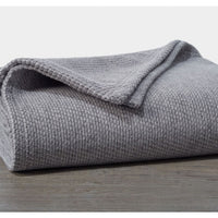Sequoia Washable Organic Cotton & Wool Blanket - Throw, Twin, Full/Queen, King