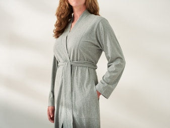 Women's Solstice Organic Relaxed Robe