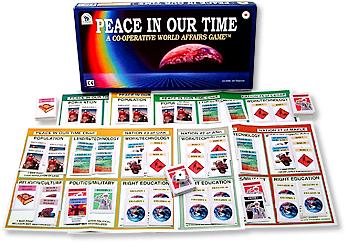Peace In Our Time Board Game