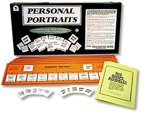 Personal Portraits Board Game
