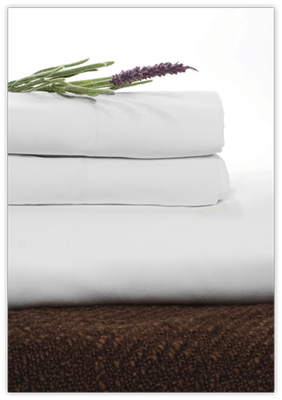 Pure Fiber Bamboo Viscose Sheet Sets - Queen, Cal King and King Sets