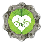 Bike Chain Refrigerator Magnets