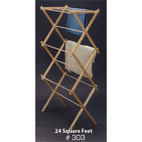 Wooden Clothes Dryer Racks