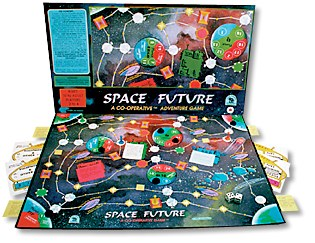 Space Future Board Game
