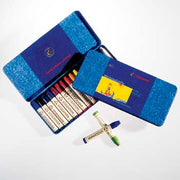 Stockmar Beeswax Crayons Tin case - Choose 8 or 16 Stick Crayons