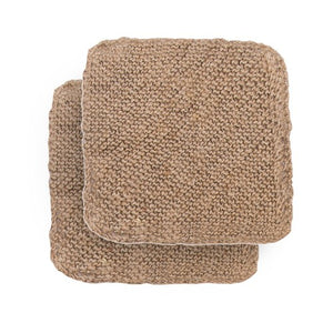 Jute Scrubbers - set of 2