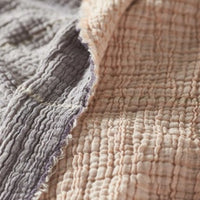 Topanga Organic Matelasse Blanket - Full/Queen, King, & Throws