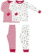 Children's Organic Cotton Pajama Long Johns