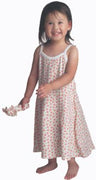 Petite Pink Flower Swing Dress - 18 mo and 24 mo