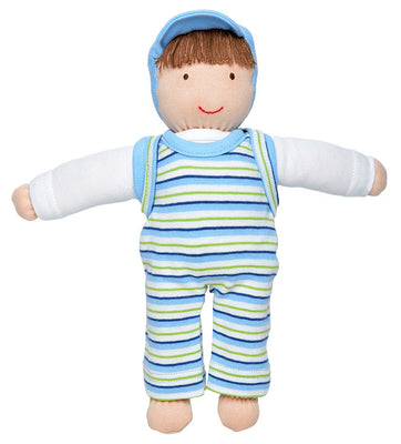 Organic Cotton Jack And Jill Dolls