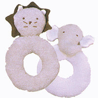 Organic Cotton Teethers