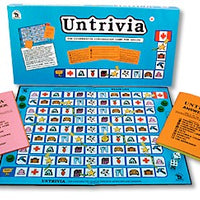 Untrivia Board Game