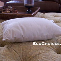 Wool Boudoir-Travel Pillow