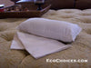 Wool Neckroll Pillow With Cover