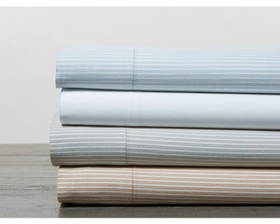 Soft Washed Organic Sheets - Queen and King Sets
