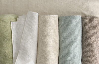 Organic Cotton Air Weight Towels - Clearance