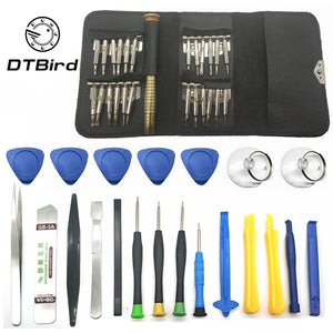 11 In 1 Cell Phones Opening Pry Mobile Phone Repair Tool Kit Screwdriver Set For Iphone Samsung  Xiaomi Accessory Bundles   DT6