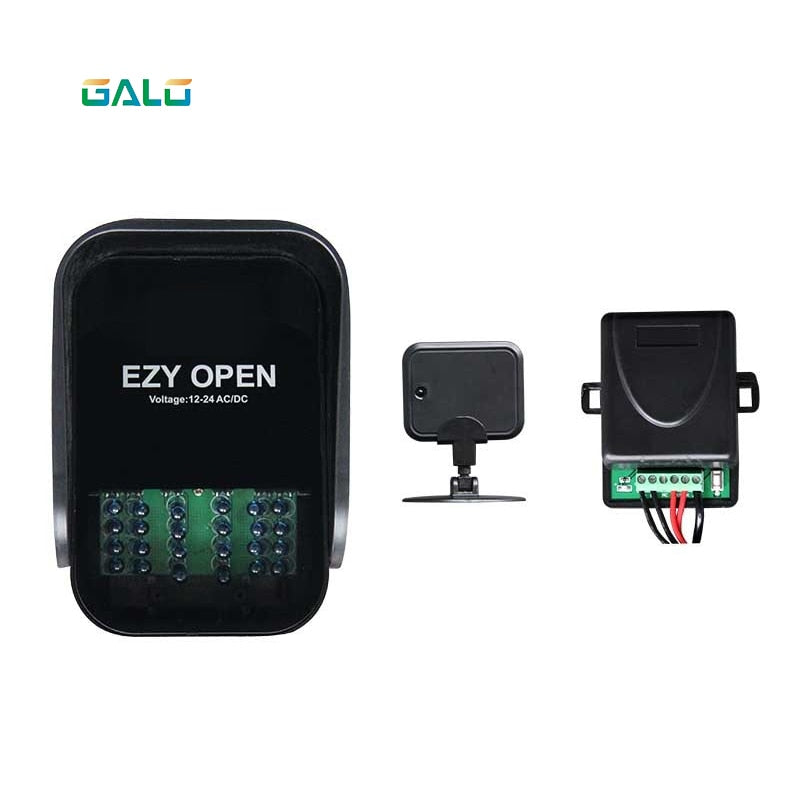 Automatic door device hands free device-EZY Open for Garage swing sliding gate motor opener Wireless Control