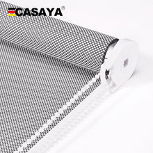 Load image into Gallery viewer, CASAYA High Quality Sunscreen Roller Blinds UV Blocking Fire Retardant Sunshading window blinds for outdoor