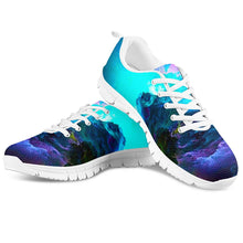 Load image into Gallery viewer, Dream Waves - White Running Shoes