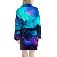 Load image into Gallery viewer, Dream Waves - Women's Bathrobe