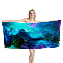 Load image into Gallery viewer, Dream Waves - Bath Towel
