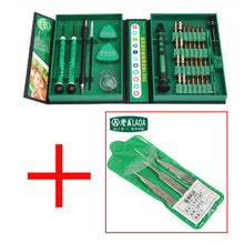 Load image into Gallery viewer, LAOA Sale Screwdriver Set 38 in1 Repair Tools Kit Precision S2 Alloy Steel ferramentas tool for Cell Phone iPhone 4s,5s,6s,PSP