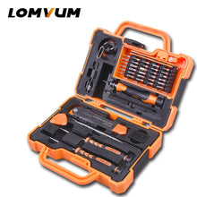 Load image into Gallery viewer, LOMVUM Screwdriver Sets Multifunctional Precision Household Tool Set Computer Repair Tool Kit Household Magnetic Screwdriver Set