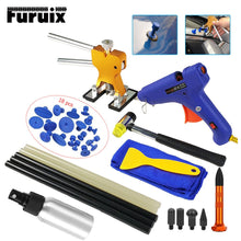 Load image into Gallery viewer, PDR tools paintless dent repair tools Dent Repair Kit Car Dent Puller with Glue Puller Tabs Removal Kits for Vehicle Car Auto