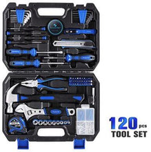Load image into Gallery viewer, Prostormer 210 Pcs Ratchet Wrench Hand Tools Set Combination Socket Adapter Kit Spanner Set General Household Wrench Set Tool