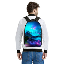 Load image into Gallery viewer, Dream Waves - Laptop Backpack