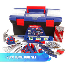 Load image into Gallery viewer, WORKPRO Home Tools Household Tool Set Home Repair Tool Set DIY Hand Tools Socket Set