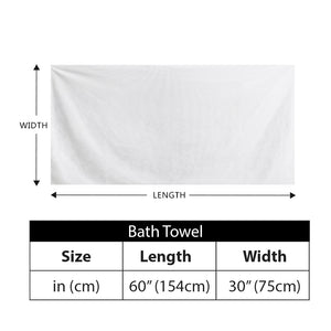 Dream Waves - Bath Towel
