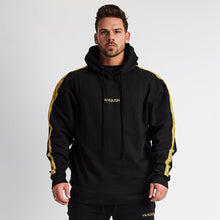 Load image into Gallery viewer, Spring Men Sportswear Tracksuit Hooded Sweater Sweatshirt+pant Male Running Jogger Casual Workout Outfit Exercise Set Sport Suit