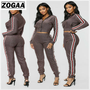 Breathable and Absorb Sweat Fitness Women Tracksuit Fat Burn Fitness Sweat Suits Women 2 Piece Women's Outfits for Exercise